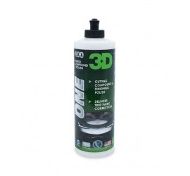 3D Carnauba Paste Wax